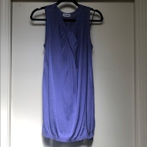 Moschino Purple Dress